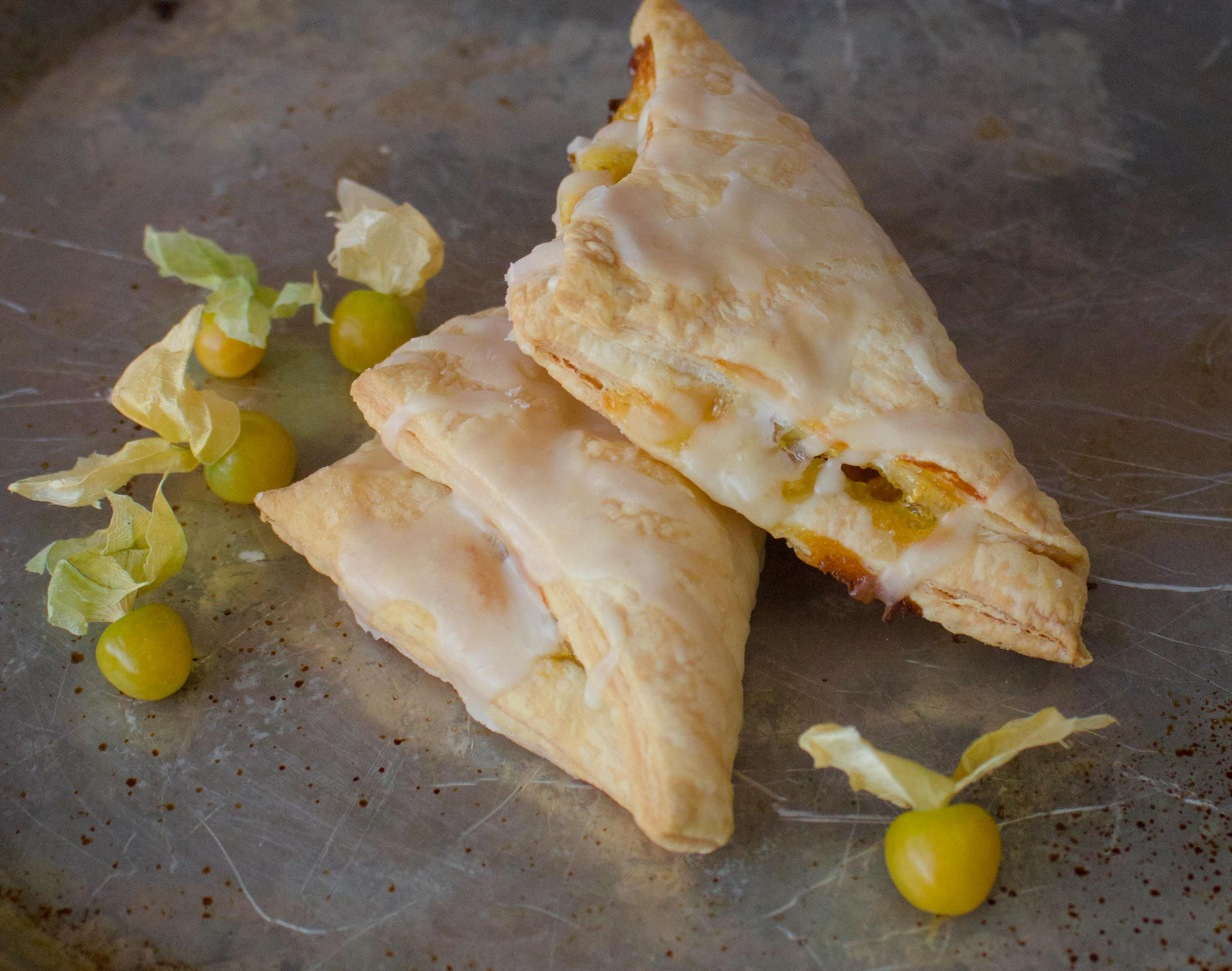Ground Cherry (Physalis) Turnovers